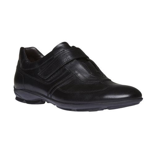 Sneakers da uomo in pelle bata, nero, 814-6989 - 13