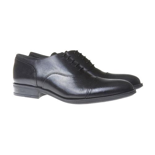 Scarpa bassa uomo bata, nero, 824-6503 - 26
