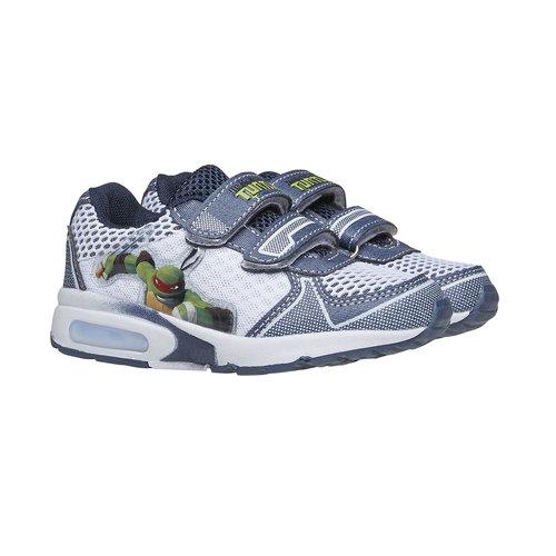 Sneakers Turtles da bambino, bianco, 319-9199 - 26