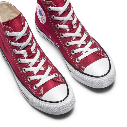 Sneakers da donna alla caviglia converse, rosso, 589-5278 - 26