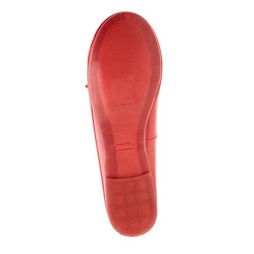 Ballerine rosse bata, rosso, 521-5144 - 26