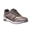 Sneakers di pelle bata, marrone, 844-4434 - 13