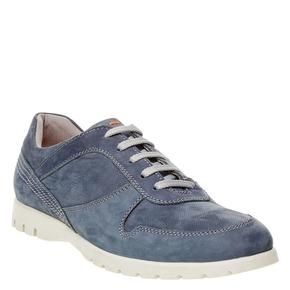 Sneakers informali di pelle flexible, viola, 846-9650 - 13