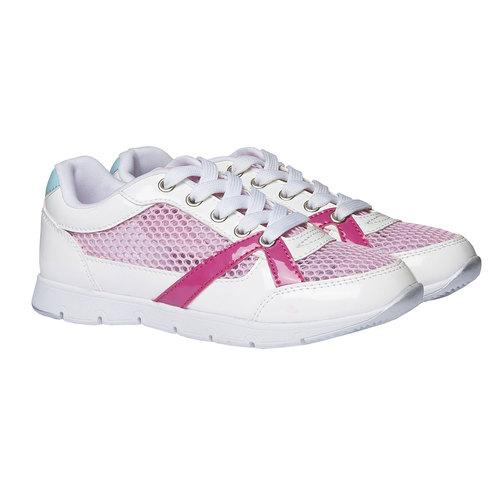 Sneakers sportive da ragazza mini-b, bianco, 329-1175 - 26