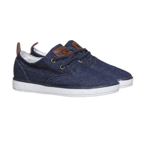 Sneakers informali da bambino mini-b, viola, 319-9200 - 26