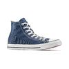 Sneakers da uomo alla caviglia converse, viola, 889-9278 - 13