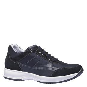 Sneakers per il tempo libero bata, viola, 849-9144 - 13