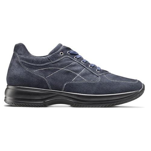 Sneakers casual da uomo bata, blu, 843-9315 - 26