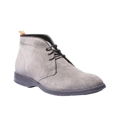 Scarpe alla caviglia in stile Chukka flexible, grigio, 893-2341 - 13