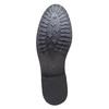 Scarpe basse da donna in pelle bata, nero, 524-6222 - 26