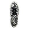 Sneakers da donna con stampa superga, nero, 589-6319 - 19