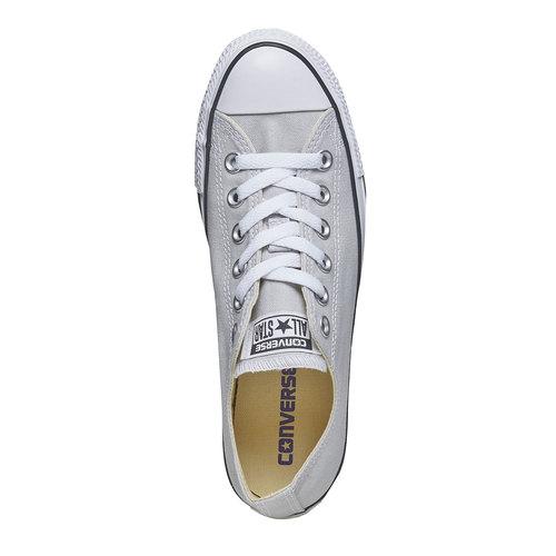 Sneakers da donna converse, bianco, 589-1379 - 19