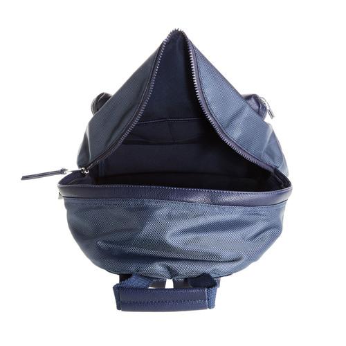Zaino nero unisex bata, blu, 969-9346 - 15
