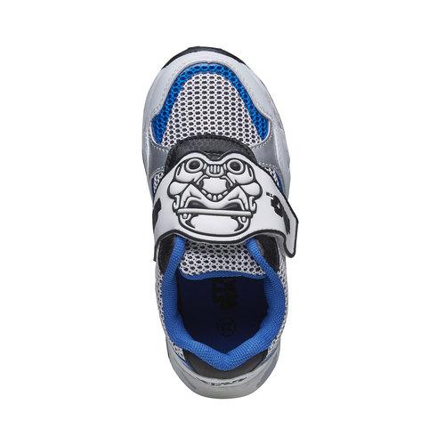 Sneakers Star Wars da bambino, bianco, 319-1209 - 19