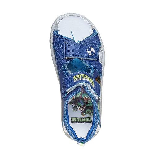 Sandali per bambino con le Tartarughe Ninja, blu, 361-9155 - 19