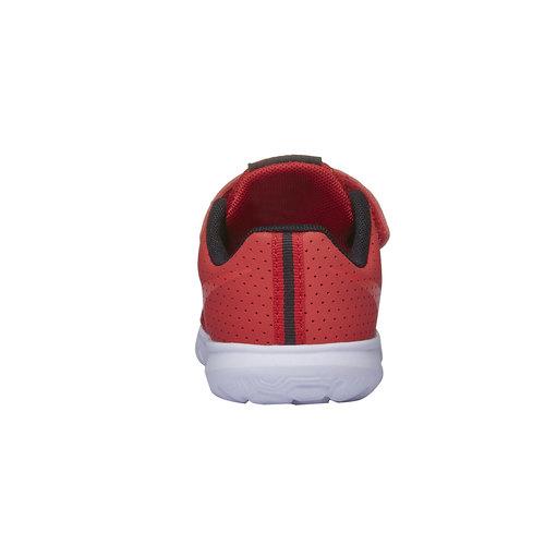 Sneakers Nike da bambino nike, rosso, 109-5324 - 17