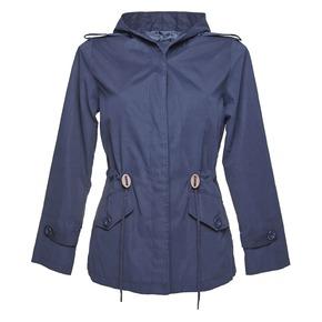 Giacca da donna con cappuccio bata, blu, 979-9556 - 13