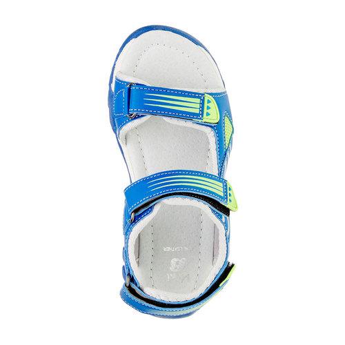 Sandali da bambino mini-b, blu, 261-9168 - 19