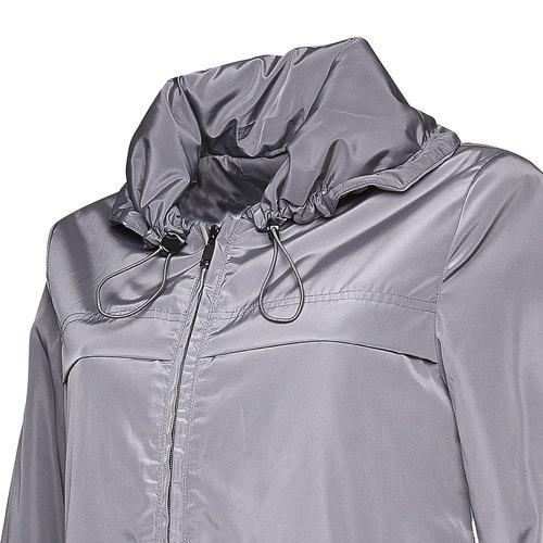 Giacca da donna con colletto bata, grigio, 979-2563 - 16