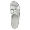 Sandali da donna in pelle, bianco, 574-1248 - 19