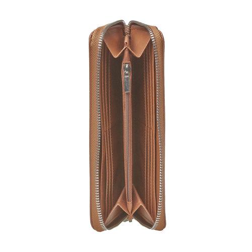 portafoglio da donna bata, marrone, 941-3133 - 15