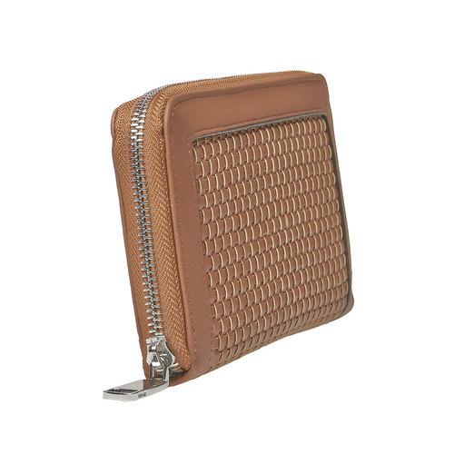 portafoglio da donna bata, marrone, 941-3133 - 17