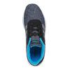 Sneakers da uomo dallo stile sportivo adidas, nero, 809-6182 - 19