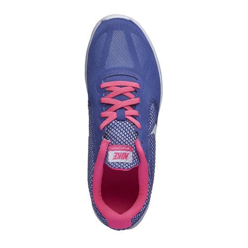 Sneakers da donna Nike nike, blu, 509-9320 - 19