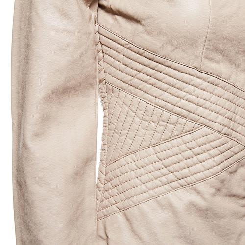 Giacca primaverile da donna bata, beige, 971-5157 - 16