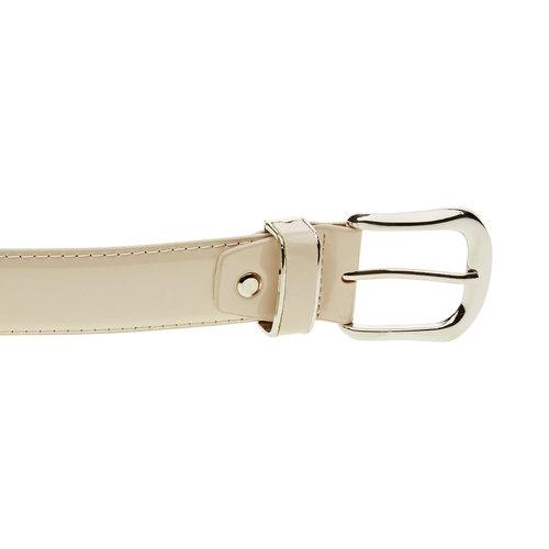 Cintura da donna bata, beige, 951-8131 - 26