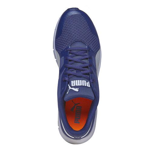 sneaker da uomo puma, blu, 809-9301 - 19