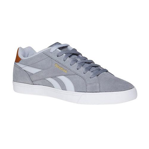 Sneakers grigie da uomo reebok, grigio, 803-2170 - 13
