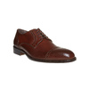 Scarpe basse da uomo in pelle bata-the-shoemaker, marrone, 824-4192 - 13