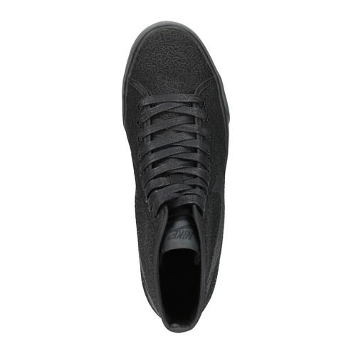 Sneakers nere alla caviglia nike, nero, 501-6342 - 19