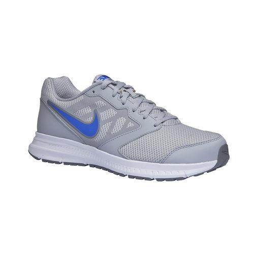 Sneakers da uomo Nike nike, grigio, 809-2321 - 13