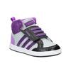 Sneakers da bambina alla caviglia adidas, grigio, 101-2231 - 13