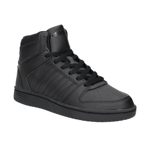 Sneakers da donna alla caviglia adidas, nero, 501-6741 - 13