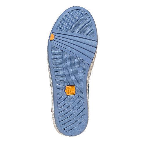 Sneakers da bambino alla caviglia flexible, viola, 311-9233 - 26