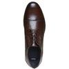 Scarpe basse casual di pelle bata, marrone, 824-4617 - 19