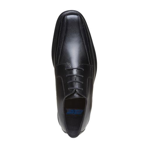 Scarpe da uomo in stile Derby, nero, 824-6797 - 19