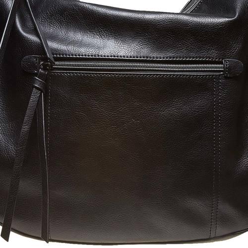Borsetta nera da donna bata, nero, 961-6856 - 17