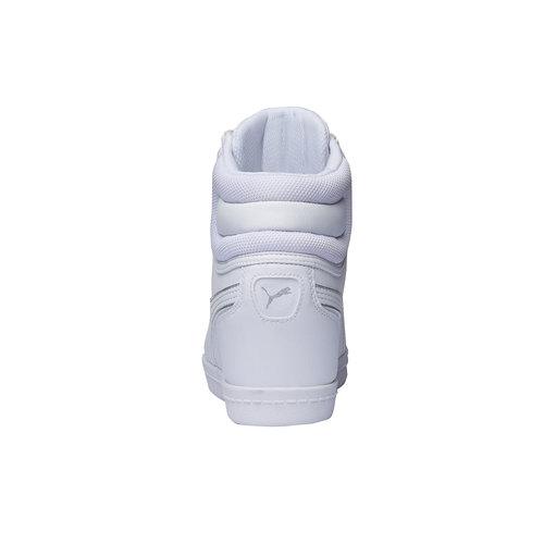 Sneakers da donna alla caviglia puma, bianco, 501-1319 - 17