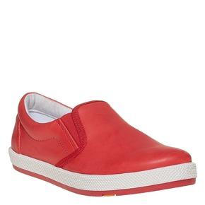 Slip-on da bambina flexible, rosso, 311-5240 - 13