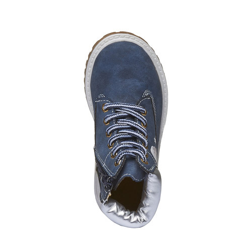 Scarpe Frozen alla caviglia con lacci, viola, 291-9139 - 19
