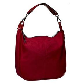 Borsetta a spalla bata, rosso, 969-5367 - 13
