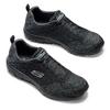 Sneakers sportive da uomo skechers, nero, 809-6350 - 26