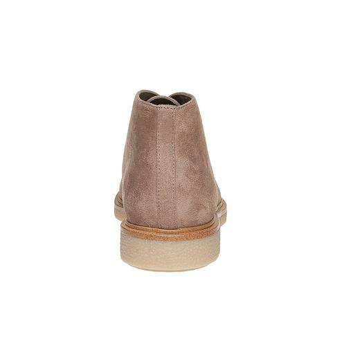 Scarpe da donna in stile Chukka Boots bata, grigio, 529-2200 - 17