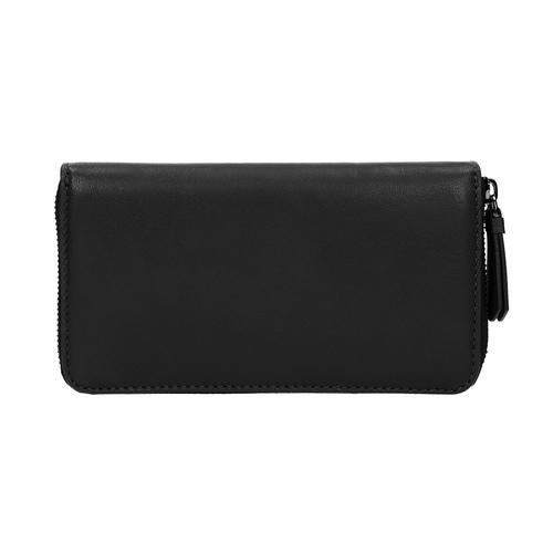 Portafoglio nero da donna in pelle bata, nero, 944-6165 - 19
