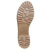 Stivaletti da donna caviglia con lacci bata, marrone, 691-3259 - 26