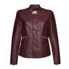 Giacca da donna color bordeaux bata, rosso, 971-5184 - 13